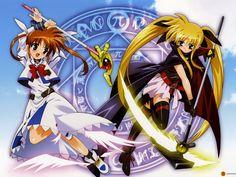 Lo Mejor del Anime: Anime de Magia | Neoverso : animé y comics