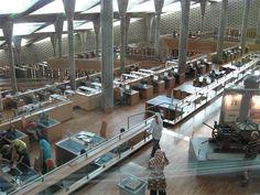 alexandria egypt library - Google Search