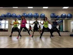 DESPACITO - Luis Fonsi Ft Daddy Yankee - Zumba Choreo by FlavourZ Crew - ONLY PC - YouTube