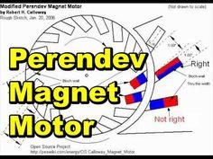 Perendev Magnet Motor Patent - Free Download - YouTube