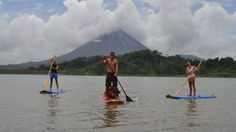 Don't Miss Costa Rica Paddle Boarding On Your Next Vacation!