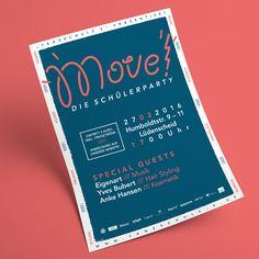 Move! // Corporate Design & Print on Behance