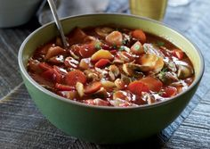 Pale lager beer adds the mellow flavors of barley, hops, and malt to a rich vegetable stew. The secret ingredient is quick-cooking tapioca, which thickens the stew and gives it a glistening sheen.