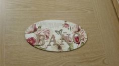 Placa decoupage