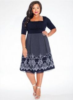PRE ORDER: Hayleigh Dress in Midnight Blue [PRE00258] - $139.95 : Womens Plus Size Clothing - Plus Size Fashion - WRAP Plus Sized Clothing, Plus Sizes 12-36 - Affordable plus size fashion, fashionable plus size clothing - Free Express Post On Orders Over $50!