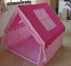 Cheap house scarf, Buy Quality house dress directly from China tent house toy Suppliers: 110*110*115cm
