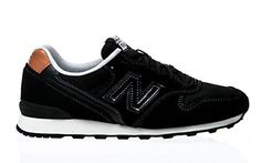New Balance WR996 D SUEDE/SYNTHETIC/MESH - gd black, Größe #:11(43) - http://uhr.haus/new-balance/11-43-new-balance-996-damen-sneakers-grau-3