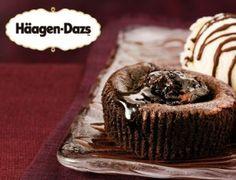 Celebra un dulce San Valentín con un capricho de tarta y soufflé de chocolate en las Tiendas Häagen-Dazs y enamora a tu pareja con los postres más deliciosos