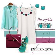 #liasophia Fall fashion www.liasophia.com/amybortz