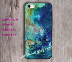 storm color  iPhone 5 CaseLove tree iPhone 5 5s Hard by charmcover, $7.99