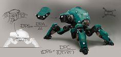 Wrote an article about approaching combat balance calculation - would love your feedback Object Heads, Art Station, War Machine, Power Rangers, Fnaf, Cyberpunk, Cool Art, Concept Art, Battle