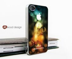 silvery  Cool  Iphone case iphone 4 case iphone 4s case iphone 4 cover Iphone colorized light ray  image unique design printing. $16.99, via Etsy.