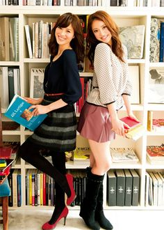 Fashion to Heart - any SiS×CanCam -