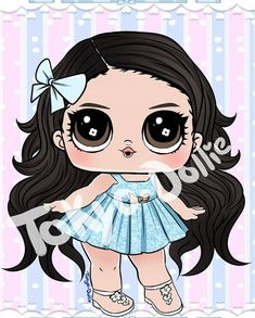Cool Coloring Pages, Adult Coloring Pages, Coloring Pages For Kids, Kids Coloring, Disney Drawings, Cute Drawings, Cute Doodles, Lol Dolls, Pretty Wallpapers