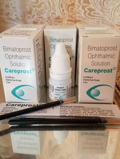 43340dfbac9 Careprost Latisse Generic 3ml NEW Fresh Authentic US Seller, Lashes Exp 4/ 2018 Brush included.