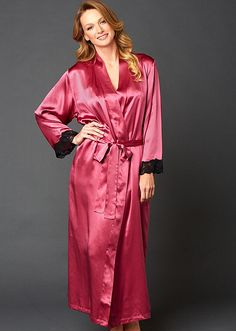 ad9a494134 140 Best silk robes images in 2019