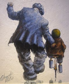 Alexander Millar, 1960 ~ Fly With Me Norman Cornish, Street Ballet, West Coast Scotland, Painting People, Circle Of Life, Types Of Art, Contemporary Artists, Lovers Art, Art Pictures