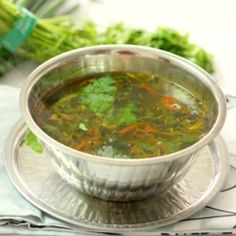 Tangy Peppery Indian Soup | RecipeNewZ