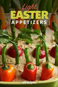 """Our Best Easter Appetizers 