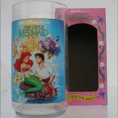 ISO LITTLE MERMAID CUP I'm searching for this Disney collector cup. They use to sell them at Burger King a long time ago. Please let me know if you have this of know where I can purchase  Disney Other