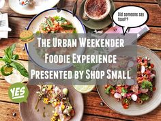 The Urban Weekender Presented by Shop Small Cheesy Recipes, Easy Healthy Recipes, Travel Cake, Cupcake Cakes, Cupcakes, Food Festival, Weekender, Yummy Cakes, Cupcake