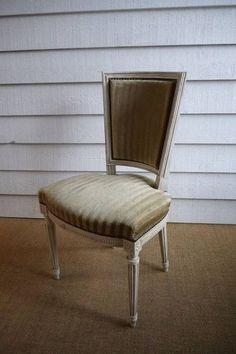 Chair アンティークファブリック ウッドチェアー椅子ソファー インテリア 雑貨 家具 Antique ¥15750yen 〆08月17日