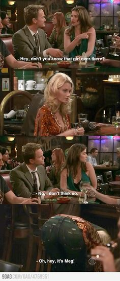 Barney will always be Barney