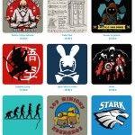 Concours KultureGeek spécial Noël: 3 T-Shirts Geek de votre choix à gagner