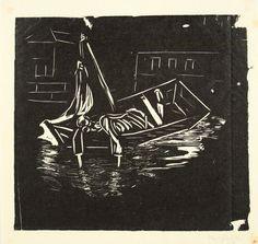Untitled 1927 Oswaldo Goeldi