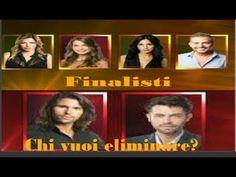Gf Vip,tripla eliminazione:4 finalisti ,i nominati Luca e Rafaello