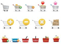 15+ Shopping Icons