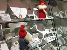 Frederic Duclos jewelry at Gemstone Creations will make you sparkle all through the holidays.