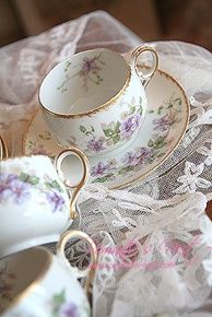 Beautiful Teacups
