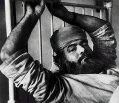 Robert Capa, 'Ernest Hemingway in a hospital bed. London, Great Britain. ', 1944