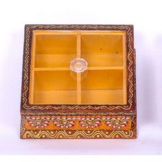 Dry Fruit Gift Box - Clear Lid - Online Shopping for For Home by Zest Decor