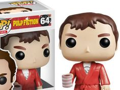 """Pulp Fiction Jimmie  Adorable 3 3/4"""" collectible Jimmy (as played by Quentin Tarantino) Vinyl Figure. @funko #pulpfiction #funko"""