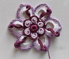 Irish lace   Entries in category Irish lace   Blog Sun-owl: LiveInternet - Russian Service Online Diaries