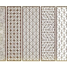 Contemporary Screens And Partition Partition model – ferforge Feature Wall Design, Wall Panel Design, Tv Wall Design, Decorative Metal Screen, Decorative Panels, Pooja Room Design, Interior Design Living Room, Jaali Design, 3d Max Vray