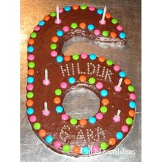 Boy Birthday Cake Ideas Far Birthday Cake Ideas For Kids Birthday . 6th Birthday Cakes, Birthday Cake Girls, 6 Cake, Cupcake Cakes, Alphabet Cake, Shopkins Cake, Cake Delivery, Number Cakes, Cakes For Boys
