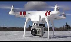 Drone Helicopter Helicopter Demo Using Gopro Camera