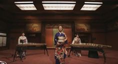 Yuko Watanabe is a traditional shakuhachi player. She enlisted the aid of two koto players to cover this MJ classic, because why not.