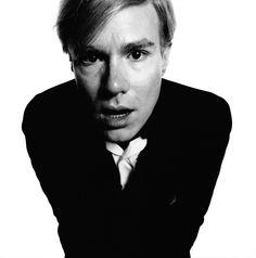 Andy Warhol, 1965. Photo: David Bailey.