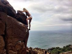 I might not climb ou