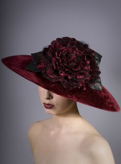 William Chambers Millinery, A/W 2014. #passion4hats