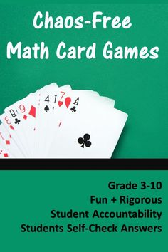 Tired of Math Games that end in Chaos?  I was too  until I found this math game. JUST PRINT AND GO!  Save time with this rigorous yet fun math game.   Students self-check their work, they can work alone or with a partner, it is competitive yet co-operativ