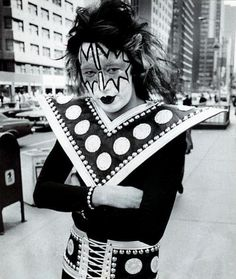 — Ace Frehley (1974)