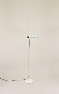 Floor lamp No. 626 by Joe Colombo for O-Luce
