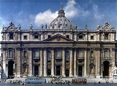 Sacred Places: St. Peter's Basilica, Italy