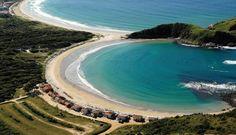 Praia das Conchas e Peró-Cabo Frio