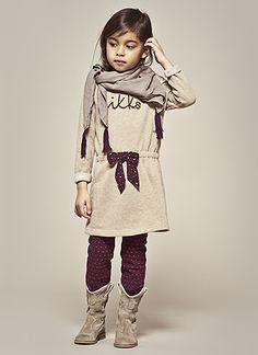 Looks Fille | Mode enfantine | IKKS Kid Fille Automne-Hiver